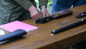 ARMES chasse suisse